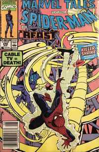 Cover Thumbnail for Marvel Tales (Marvel, 1966 series) #240 [Newsstand]