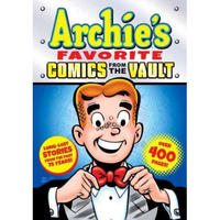 Cover Thumbnail for Archie's Favorite Comics from the Vault (Archie, 2015 series)