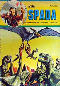 Cover Thumbnail for Albi Spada [Nuova Serie] (Edizioni Fratelli Spada, 1974 series) #16