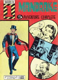 Cover Thumbnail for Raccolta Mandrake (Edizioni Fratelli Spada, 1967 ? series) #1