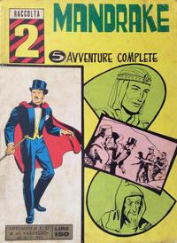 Cover Thumbnail for Raccolta Mandrake (Edizioni Fratelli Spada, 1967 ? series) #2