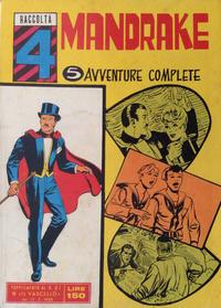 Cover Thumbnail for Raccolta Mandrake (Edizioni Fratelli Spada, 1967 ? series) #4