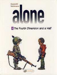 Cover Thumbnail for Alone (Cinebook, 2014 series) #6 - The Fourth Dimension and a Half
