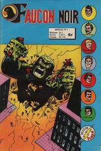 Cover Thumbnail for Faucon Noir (Arédit-Artima, 1977 series) #1