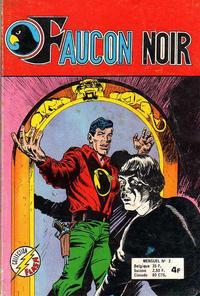 Cover Thumbnail for Faucon Noir (Arédit-Artima, 1977 series) #2