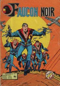 Cover Thumbnail for Faucon Noir (Arédit-Artima, 1977 series) #3