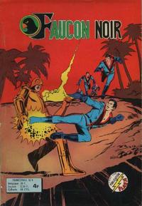 Cover Thumbnail for Faucon Noir (Arédit-Artima, 1977 series) #4
