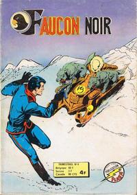 Cover Thumbnail for Faucon Noir (Arédit-Artima, 1977 series) #6