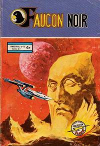Cover Thumbnail for Faucon Noir (Arédit-Artima, 1977 series) #15