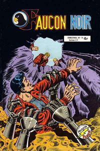 Cover Thumbnail for Faucon Noir (Arédit-Artima, 1977 series) #19