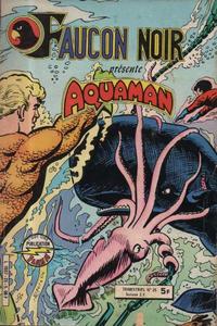 Cover Thumbnail for Faucon Noir (Arédit-Artima, 1977 series) #25