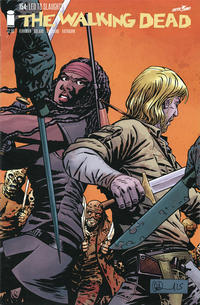 Cover Thumbnail for The Walking Dead (Image, 2003 series) #154