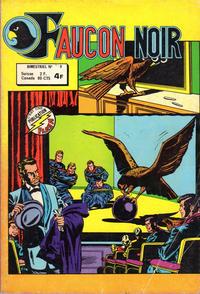 Cover Thumbnail for Faucon Noir (Arédit-Artima, 1977 series) #9