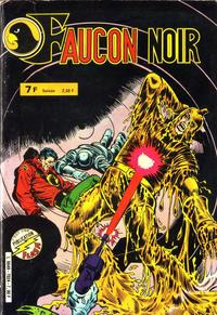 Cover Thumbnail for Faucon Noir (Arédit-Artima, 1977 series) #21