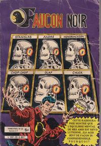 Cover Thumbnail for Faucon Noir (Arédit-Artima, 1977 series) #22
