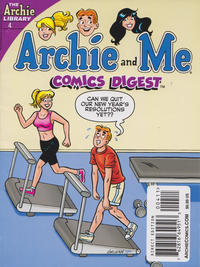 Cover Thumbnail for Archie and Me Comics Digest (Archie, 2017 series) #4
