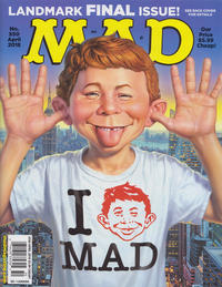 Cover Thumbnail for Mad (EC, 1952 series) #550