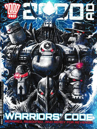 Cover Thumbnail for 2000 AD (Rebellion, 2001 series) #2069