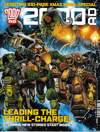 Cover Thumbnail for 2000 AD (Rebellion, 2001 series) #2061