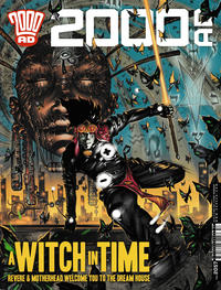 Cover Thumbnail for 2000 AD (Rebellion, 2001 series) #2057