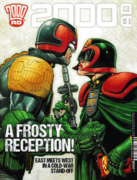 Cover Thumbnail for 2000 AD (Rebellion, 2001 series) #2058