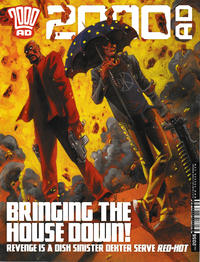 Cover Thumbnail for 2000 AD (Rebellion, 2001 series) #2056