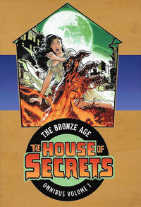 Cover Thumbnail for House of Secrets: The Bronze Age Omnibus (DC, 2018 series) #1