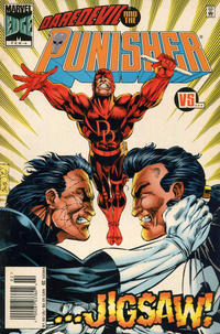 Cover Thumbnail for Punisher (Marvel, 1995 series) #4 [Newsstand]
