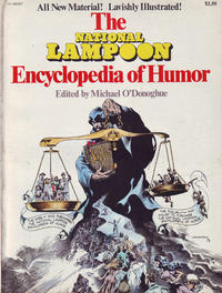 Cover Thumbnail for The National Lampoon Encyclopedia of Humor (21st Century / Heavy Metal / National Lampoon, 1973 series)