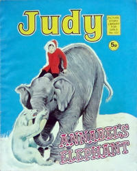 Cover Thumbnail for Judy Picture Story Library for Girls (D.C. Thomson, 1963 series) #101