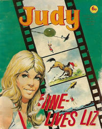 Cover Thumbnail for Judy Picture Story Library for Girls (D.C. Thomson, 1963 series) #122