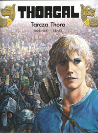 Cover Thumbnail for Thorgal (Egmont Polska, 2007 series) #31 - Tarcza Thora