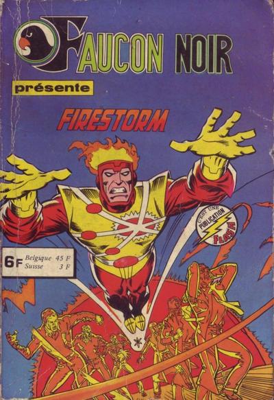 Cover for Faucon Noir (Arédit-Artima, 1977 series) #10