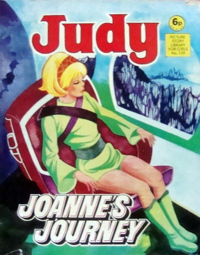 Cover for Judy Picture Story Library for Girls (D.C. Thomson, 1963 series) #139