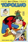 Cover for Topolino (Arnoldo Mondadori Editore, 1949 series) #535