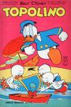 Cover for Topolino (Arnoldo Mondadori Editore, 1949 series) #601