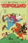 Cover for Topolino (Arnoldo Mondadori Editore, 1949 series) #515