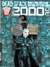 Cover for 2000 AD (Rebellion, 2001 series) #2070
