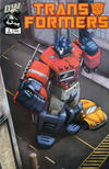 Cover for Transformers: Generation 1 (Dreamwave Productions, 2002 series) #1 [Second Printing]