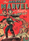 Cover for The Masked Marvel (Atlas, 1953 ? series) #3