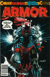 Cover Thumbnail for Armor (1985 series) #1 [Second Print]
