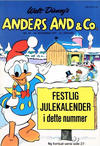 Cover for Anders And & Co. (Egmont, 1949 series) #47/1971
