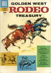 Cover Thumbnail for Golden West Rodeo Treasury (1957 series) #1