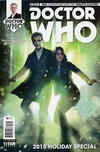 Cover for Doctor Who: The Twelfth Doctor (Titan, 2014 series) #16 [Regular Cover - Alex Ronald]