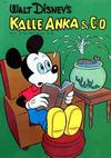 Cover for Kalle Anka & C:o (Hemmets Journal, 1957 series) #6/1959