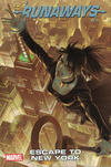 Cover for Runaways (Marvel, 2004 series) #5 [Second Edition] - Escape to New York