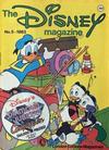 Cover for Disney Magazine (Egmont UK, 1983 series) #5