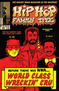 Cover Thumbnail for Hip Hop Family Tree (Fantagraphics, 2015 series) #7