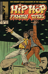 Cover Thumbnail for Hip Hop Family Tree (Fantagraphics, 2015 series) #8