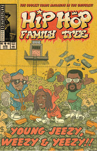 Cover Thumbnail for Hip Hop Family Tree (Fantagraphics, 2015 series) #9